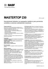 Mastertop 230
