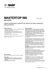 Mastertop 560