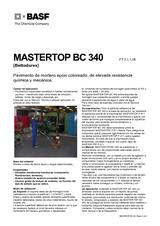 Mastertop BC 340