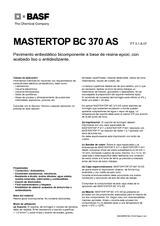 Mastertop BC 370 AS