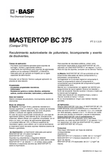 Mastertop BC 375