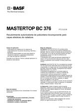 Mastertop BC 376