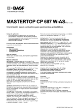 Mastertop CP 687 W-AS