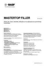 Mastertop F1 WE