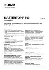 Mastertop P 609
