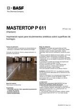 Mastertop P 611