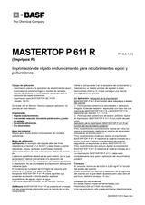 Mastertop P 611 R