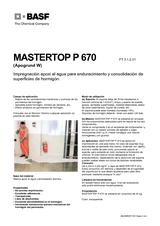 Mastertop P 670