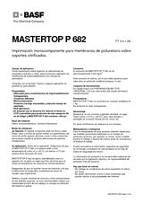 Mastertop P 682