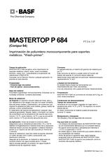 Mastertop P 684