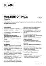 Mastertop P 698