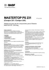 Mastertop PS 231