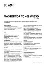 Mastertop TC 409 W-ESD