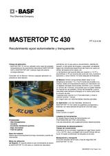 Mastertop TC 430