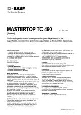 Mastertop TC 490