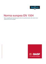 Norma Europea EN 1504