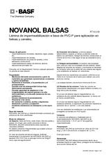 Novanol Balsas