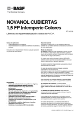 Novanol Colores