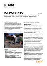 PCI Pavifix PU