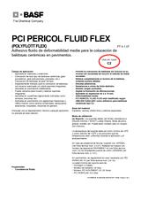 PCI Pericol Fluid Flex (Polyflott Flex)