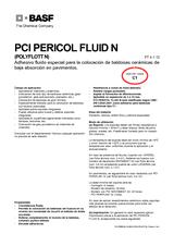 PCI Pericol Fluid N (Polyflott N)