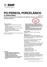 PCI Pericol Porcelánico (FT Porcelánico)