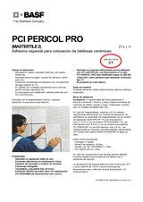 PCI Pericol PRO (Mastertile 2)