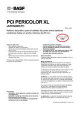 PCI Pericolor XL (Juntagres FT)