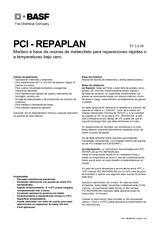 PCI Repaplan