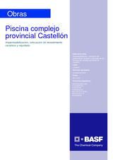 Piscina Complejo Provincial Castellón