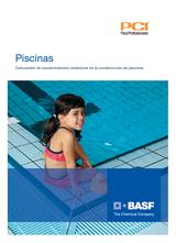 Piscinas, Colocación de recubrimientos cerámicos en la construcción de piscinas
