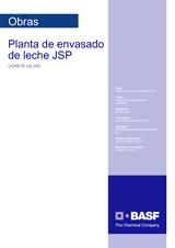 Planta de Envasado de Leche JSP