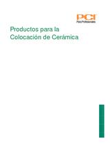 Productos para la colocación de cerámica