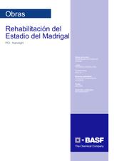 Rehabilitación del Estadio del Madrigal