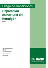 Reparación estructural del hormigón