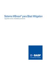 Sistema MBrace® para Blast Mitigation