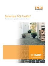 Sistemas PCI Pavifix®