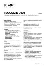 Tegosivin D100