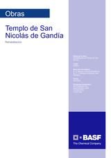 Templo de San Nicolás de Gandía