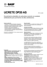 Ucrete DP-AS Polykit