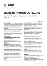 Ucrete Primer LC-AS