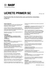Ucrete Primer SC