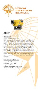Automático AL220 de 20x