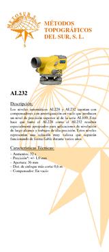 Automático AL 232 de 32x