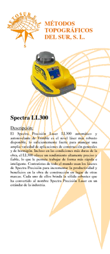 Autonivelante LL300