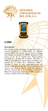 Controlador para estaciones LM80
