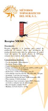 Detector MR360 para máquinas magnético