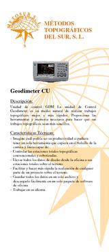 Teclado alfanumérico CU (serie 5500-5600) sin memoria