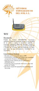 Trimble TCU