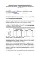 Estudios medioambientales para garantizar el confort: por Audiotec
